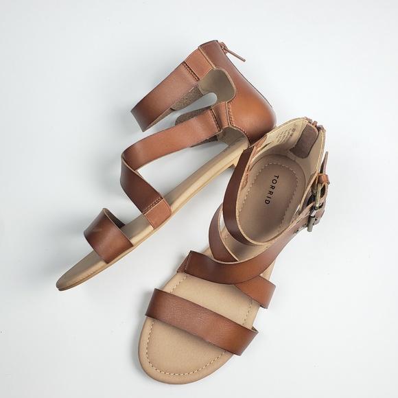 torrid Shoes   Womens Sandals Size 11